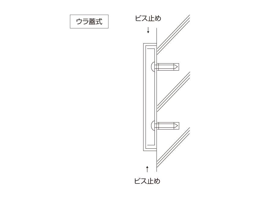 ステンレス銘板 デザイン 仕様図面